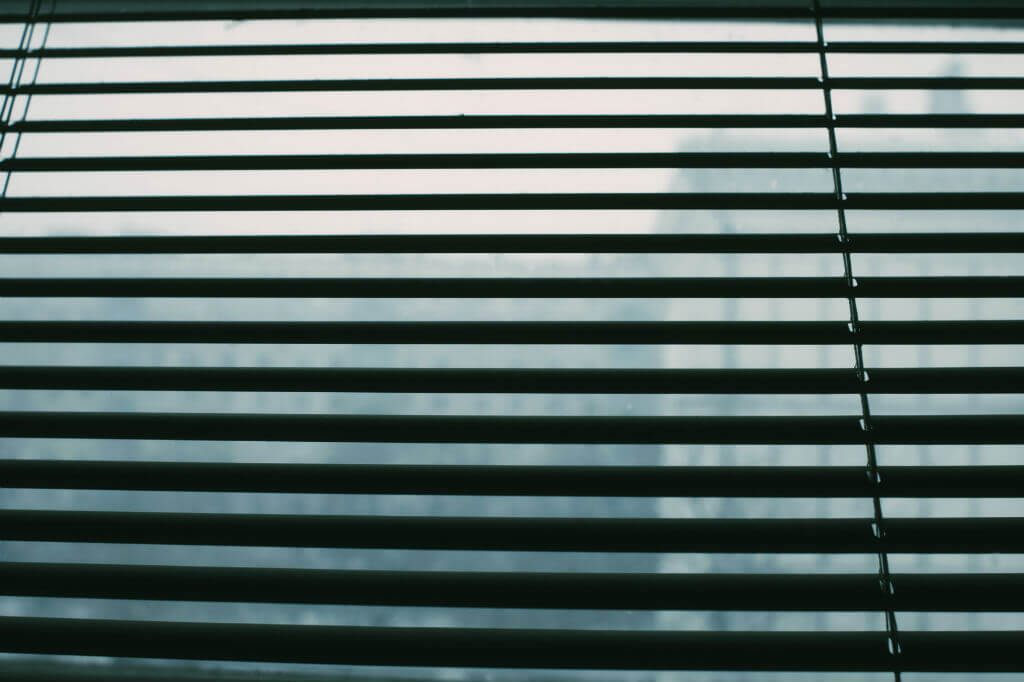 manual integral blinds installations